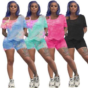 Womens two piece set Tracksuit long sleeve leggings Jogging Sports Suits Sportswear casual sportswear klw4424