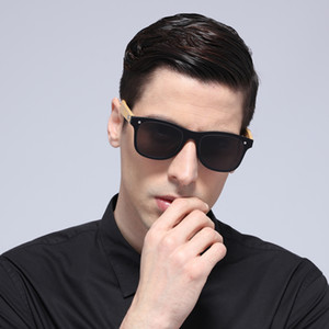 OYALIE Retro Imitation Bamboo Wood Sunglasses Women Men Brand Designer sunglasses Sports Goggles Sun Glasses oculos de sol UV400