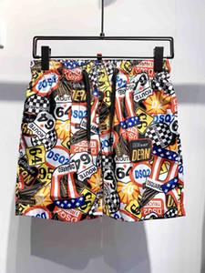 pantalones cortos pantalones cortos de la playa de la marca de lujo diseñador de ropa interior del desgaste del verano de los hombres 2020 últimos cortocircuitos de la manera de los hombres