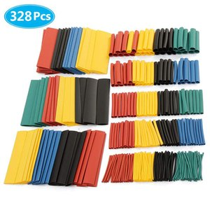 Connectors & Terminals Hot 328pcs Assorted Electrical Wire Terminals Insulated Crimp Connector Spade Ring Set