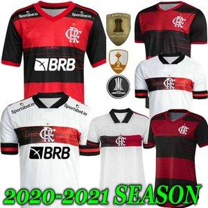 B. HENRIQUE 20 21 maillot de finale de flamengo 2020 2021 flamande GUERRERO VINICIUS JR sport Maillots de football Flamengo GABRIEL homme adulte de football