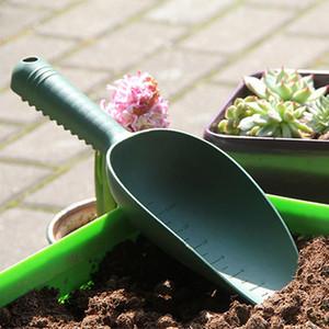 flower vegetables planting soil loosening shovel Home Gardening Tools Plastic Soil Shovels Succulent Plants Soil Shovels #20