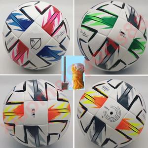 2020 American League high quality ball MLS Soccer ball 20 21 Final KYIV PU size 5 balls granules slip-resistant football Free shipping