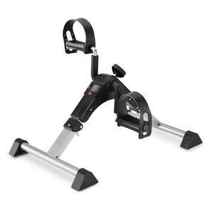 Mini esercizio Bicicletta Bicicletta Tomaia superiore e abbassamento dell'arto inferiore dispositivo di allenamento domestico uso domestico Uso anziano di addestramento della riabilitazione Stepper