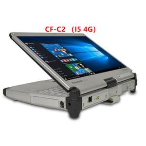 2020 Panas0nic TOUGHBOOK CF-C2-C2 CF 3 Núcleo 4GB HDD / SSD de diagnóstico áspera portátil para estrela C3 C4 C5 Icom A2 próxima Icom p