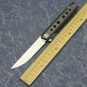 G10+ half carbon fiber handle D2 blade camping hunting outdoor fishing survival knife EDC tool