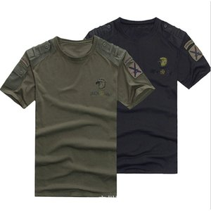 Union Armee 101st Airborne Division Vintage-Männer Baumwoll-T-Shirt MX200611
