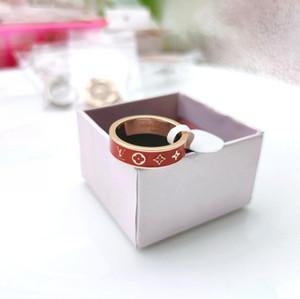 Moda anelli d'argento cranio 925 moissanite anelli Bague per uomo e donna festa di nozze gli amanti della gioielleria impegno regalo con scatola 123