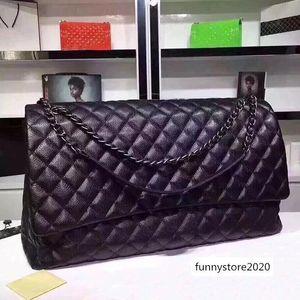 Ombro Aaaa Qualidade Mulheres Viagem Big Malha acolchoado Jumbo boy bolsas Designer bolsas Marca cadeia saco de bolsas de couro s