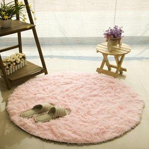 laine de soie ronde Lavable panier suspendu tapis Hanging panier Tapis Tapis grande quantité de réduction