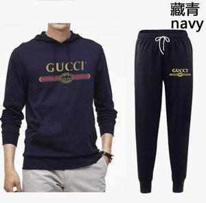 Hot sale sweatsuit Designer Tracksuit Autumn winter hoodies+pants Mens Clothing Sweatshirt Pullover women Tennis Sport Track suit Sweat Suit