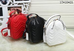 2020 sıcak Paris tarzı GG sırt çantası kadın lüks çanta moda pu deri tek omuz çantaları crossbody torba kızın Okul çantası ücretsiz gönderim