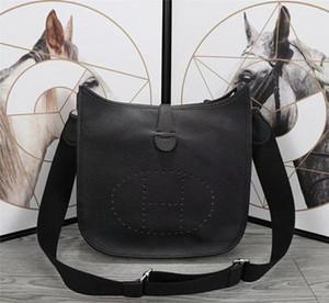 GM en kaliteli lüks deri kadın çantası Evelyn e5 çanta klasik togo tasarımcı bayanHermeskadınlar h Dana derisi çanta