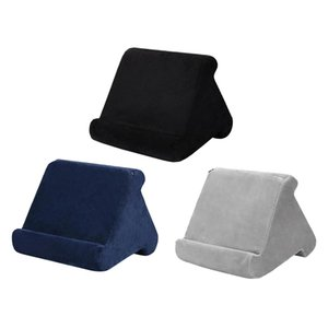 3pcs set Stable Sponge Tablet Pillow Holder Phone Stand Support Zip Cover