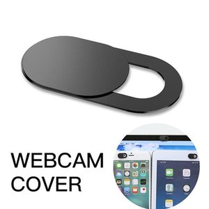 WebCam Cover Shutter Magnet Slider Plastic For iPhone Web Laptop PC For iPad Tablet Camera Mobile Phone Privacy StickerWith retail packaging
