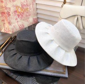 Новые высокое качество Мода Мужские Женские Конструкторы Caps Бейсболка шлемы ведра Casquette Straw Hat ВС Hat дизайнер шляпа шапка женщин