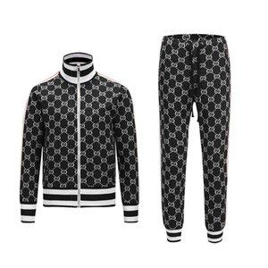2020 mens tracksuit Sweatshirts Suits men track sweat suit coats mens jacket coat hoodie sweatshirt Sportswear