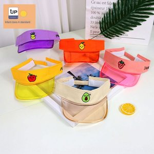Summer children's Korean fashion hat empty baby cap baby cap Top Sun Boy Girl's sun hat thin style