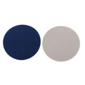 2-Pack 5 inch Sander Disc, Hook & Loop Sanding Discs Sandpaper for Polishing & Grinding 800-1000# & 500-600#