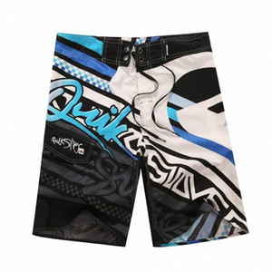 2019 Hot Quick Dry Beach Swimming Surfing Boardshorts Sports Shorts masculino praia pants Swim Trunks Drawstring Elastic Waist KWSR#