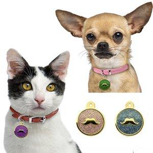 antiID kartını harfler New Golden Köpek marka aksesuarları Kedi marka İngiliz tarzı evcil hayvan aksesuarları lazer