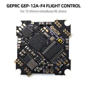 GEPRC GEP-12A-F4 Flight Control mit OSD 12A Blheli_S ESC für Mini 75mm-85mm FPV RC Racing Quadcopter Drone