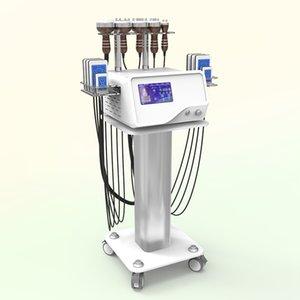dispositivos portáteis de emagrecimento cavitação RF RF vácuo cavitação LipolaseR spa de beleza máquina clínica tipo de venda quente
