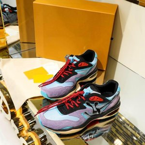 DHL Free Shipping 20SS New Arrival Hot Mens Womens Designer Trail Sneakers Fashion Designer Shoes men Casual Running Trainer Shoe