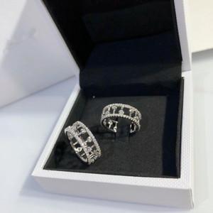 Il nuovo anello in argento 925, il platino anello di diamanti goccia di rugiada, diamante diamanti tempestato di 112 di alta qualità, signore e anelli gioielli da uomo