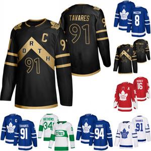 Morgan Rielly Jersey Toronto Maple Leafs Mitch Marner Wayne Simmonds William Nylander Zach Hyman Frederik Andersen Jimmy Vesey Hockey Jersey