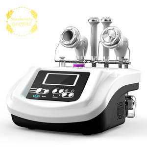 Summer Sale sucção RF Facial Slimming S-forma ultra-som RF EMS Eletroporação vácuo corpo emagrecimento beleza Machine
