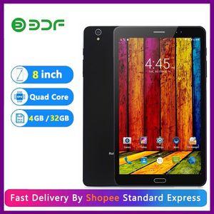8 pollici 4G LTE Telefonata Tablets MTK6580 Android 6.0 Tablet Quad Core 4G ROM RAM 32G Pc 3G dual SIM WiFi Bluetooth tablet pc