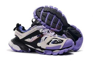 2020 nouvelle version 3.0 Tess S Paris piste Hommes Gomma Black Women Triple Maille S Maladroit espadrille Casual Hot hommes authentiques Designer Shoes