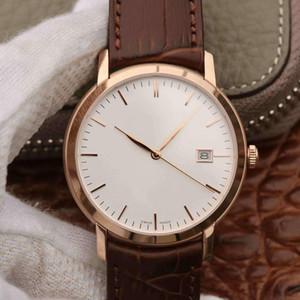 2020 boutique, diameter 39mm waterproof 9015Top refit 2120 movement designer watch luxury watch Men's watch 4.2mm thickness