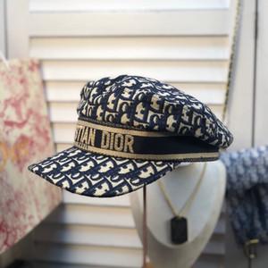 b23 pesca unisex BA Carta del sombrero del cubo del algodón gorras Casquillo del visera del verano mujeres de los hombres de Sunhat Carta Desinger Pescador las gorras de Hip Hop del salacot regalo