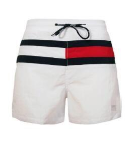 Summer Mens Designer tomm Beach Shorts New Arrival Brand Men Casual Shorts Fashion Crocodile Embroidery Board Shorts Pants Size M-2XL