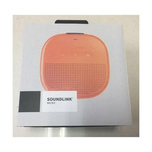 Bos Soudlink Wireless Speaker mode cool design portable Bluetooth Mini Haut-parleur extérieur lecteur portable sans fil Livraison gratuite