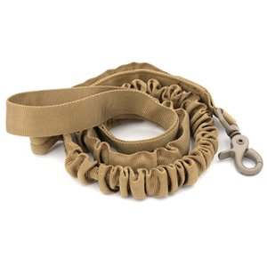 Bungee Dog Leash 2 Handle Cat Dog Pet Leash Elastic Leads Rope Tachtical Training Leashes For German Shepherd Big Dogs