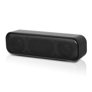 USB Powered Soundbar Desktop Speaker Wired Computer Sound Box for TV Desktop Laptop Computer