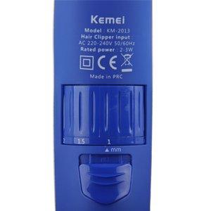 Kemei 2013 de alta qualidade clippers melhor barbear máquina de corte recarregável Navalha bwkf vAZps