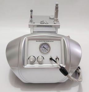 Kristallpulver Mikrodermabrasion Diamant Microdermabrasion Gesichtsreinigung Maschine Vakuum-Gesichtsreiniger Hautverjüngung