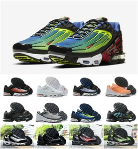 2020 Tuned Air Plus III 3 Mens correnti di sport scarpe a buon mercato Tn Inoltre 3s Triple Black White Tailwind IV MONDO fare jogging Chaussures Maxes Sneakers