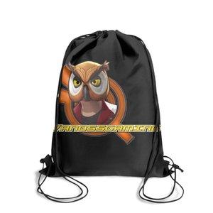 VanossGaming Fashion Sack Belt Backpack,Design Pattern Suitable For String Package Cool (7) Flag logo Pixilart