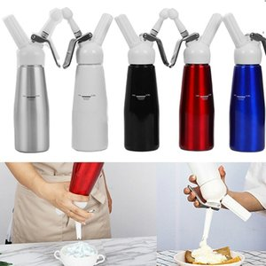 5 Colors Christmas 500ML Cream Whipper N2O Dispenser Popular Wholesale Whipper Cream Whipped Cream Dispenser Free DHL