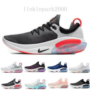 Joyride Running Shoes For Men Platinum Tint University Red Racer Blue Core Black Fashion Mens Trainer Athletic Sport Sneaker NB2D