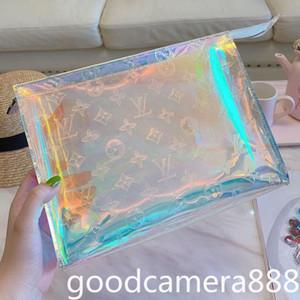 2020 neuer Entwurf-hochwertiger Laser Luxus Frauen Beutelhandkamerataschen lanling12