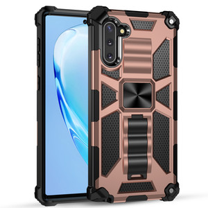 For Huawei P Smart 2020 P40 LITE Mate 30 Y9S Y7 Y5 Y6 Honor9X pro Magnetic Function Kickstand Hybrid Heavy Duty Shockproof Bumper Phone Case