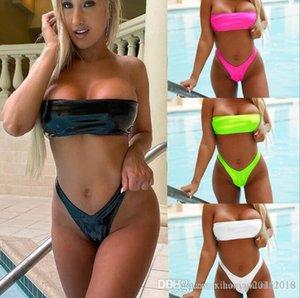Ladies Fashion Casual Swimwear Hot Selling Sexy Bikini One-Piece Swimsuit Backless Sexy Beach Swimsuit 657