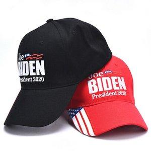 Партия Шляпы BIDEN шлема американские президентские выборы Байден Колпачок сторонником Байден рекламные шляпы на открытом воздухе ВС козырек бейсбол шляпы DHA17