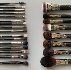 eye Eyeshadow Concealer Loose Powder Blush Eyebrow High Gloss Shaping Brush Makeup Brush set